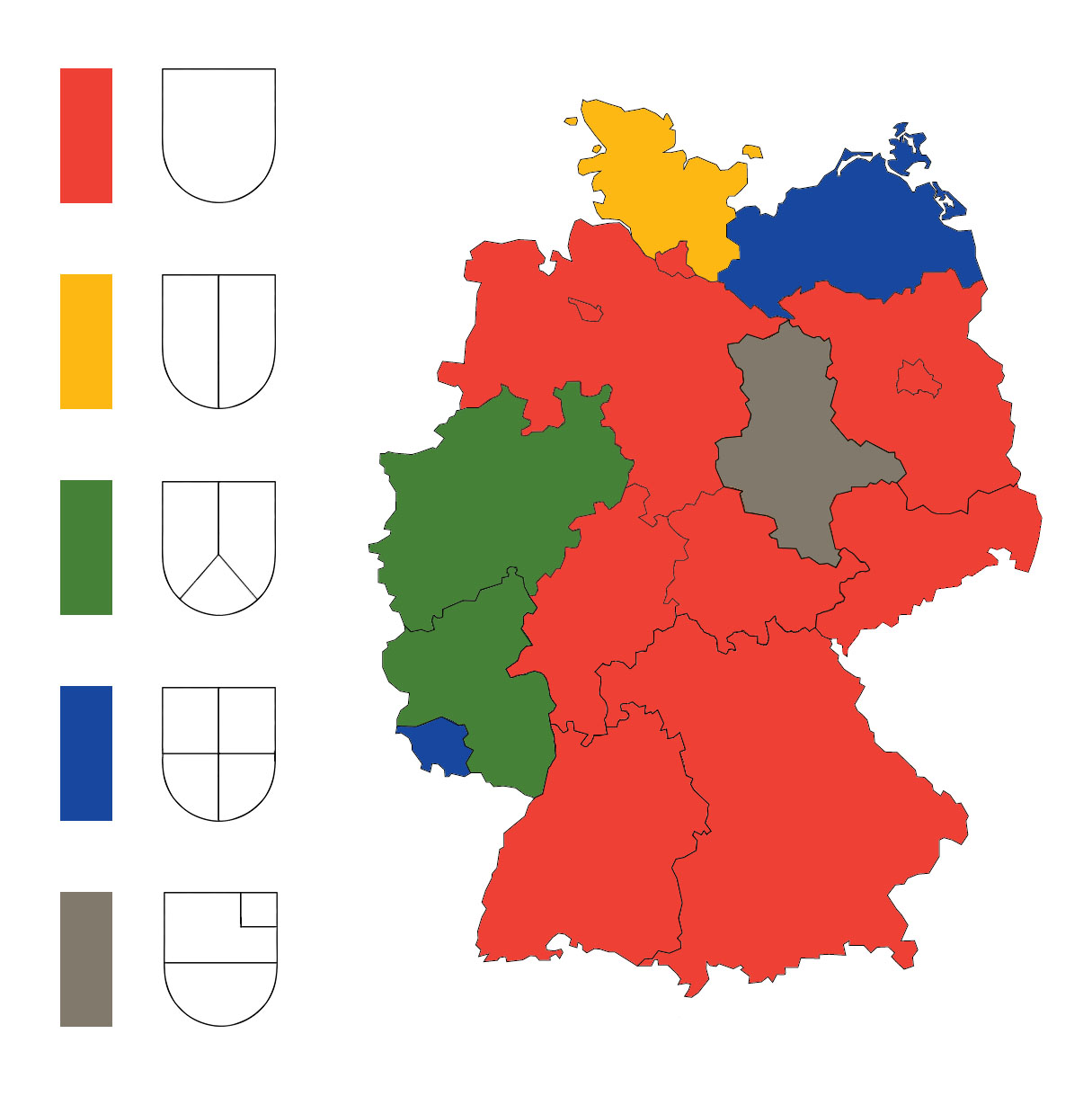 en55 heraldry of german states_26