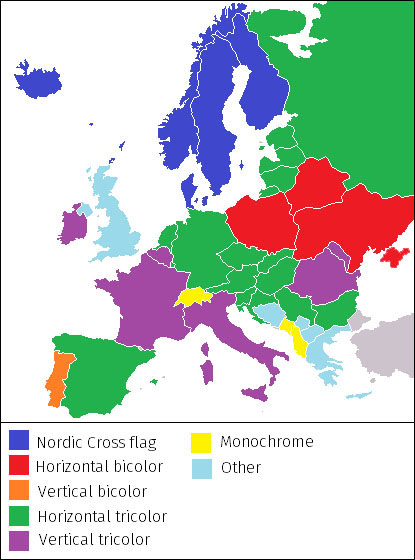 Nordic Europe Map.An Unconventional Look At The European Map The Dialogue