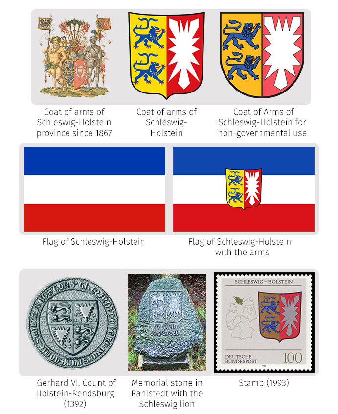 Heraldry Of German States The Dialogue
