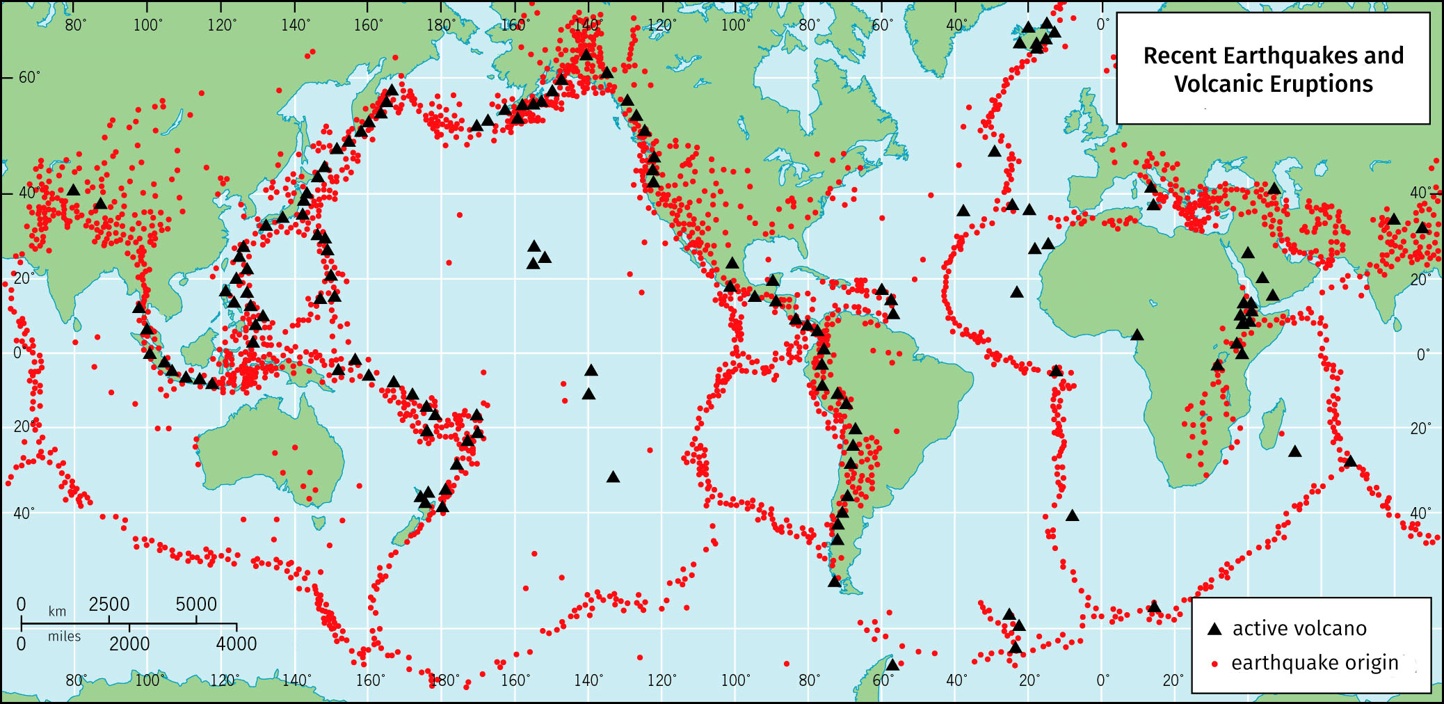 What Is The Ring Of Fire Plate Tectonics